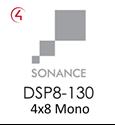 Picture of Sonance DSP8-130 Mono Control4 Driver